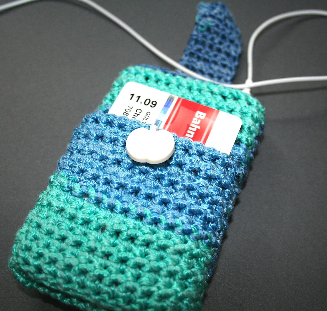Ipod Tasche Gehäkelt Kreative Accessoires Und Designermode